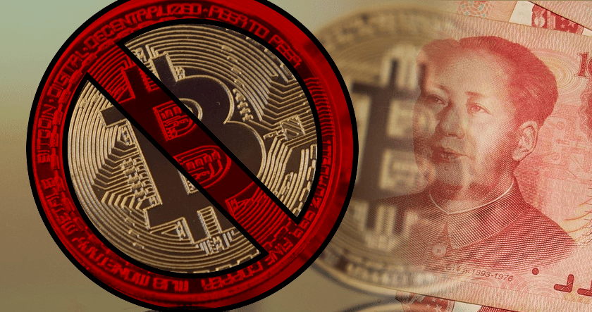 china ban bitcoin