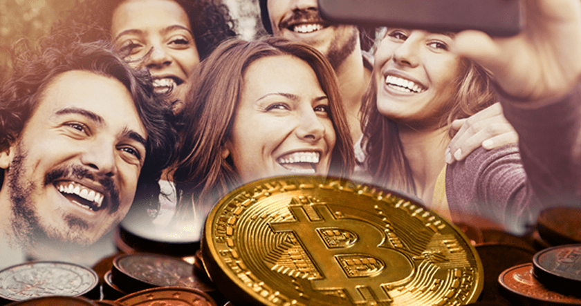 millenials like digital currencies Bitcoin