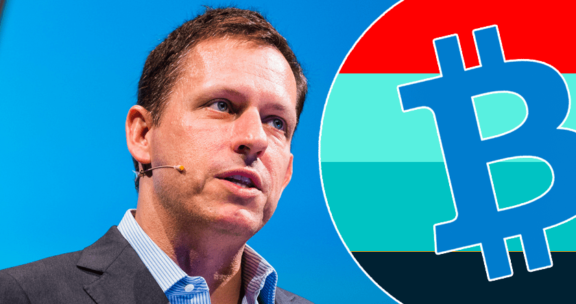 Bitcoin Founders Fund Peter Thiel