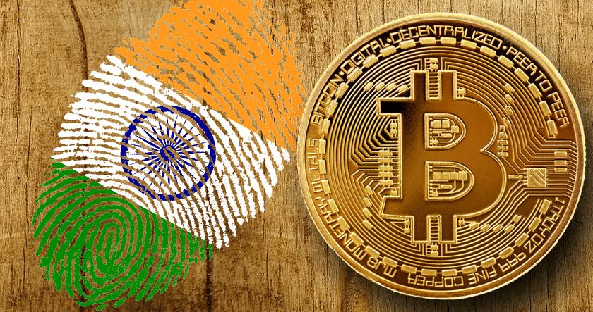 India bitcoin price decrease