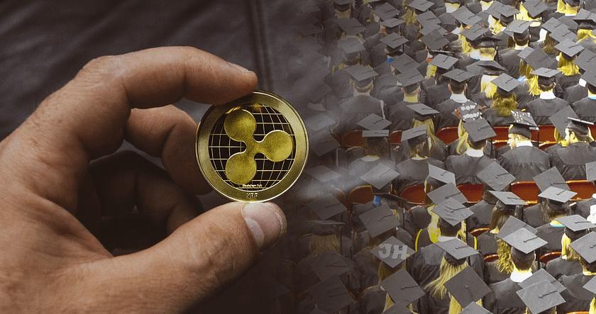 Crypto coin and graduates