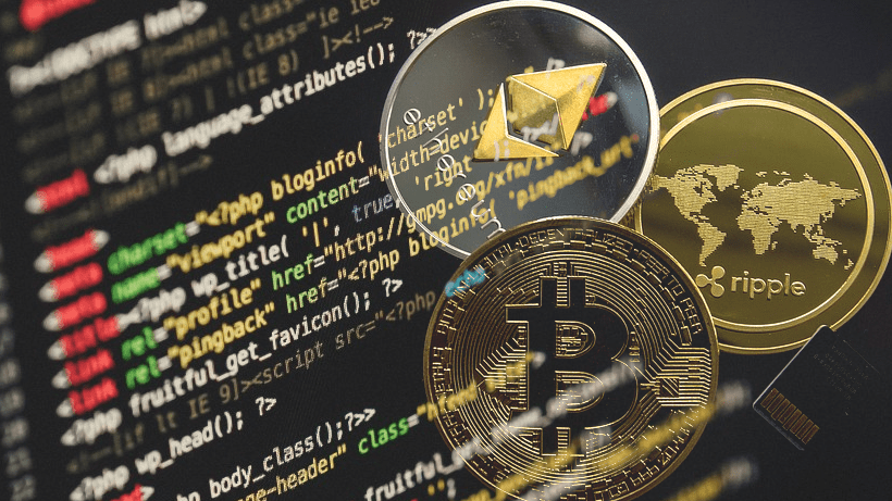 Crypto coins and PHP code
