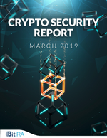Crypto Security Report, March 2019 cover