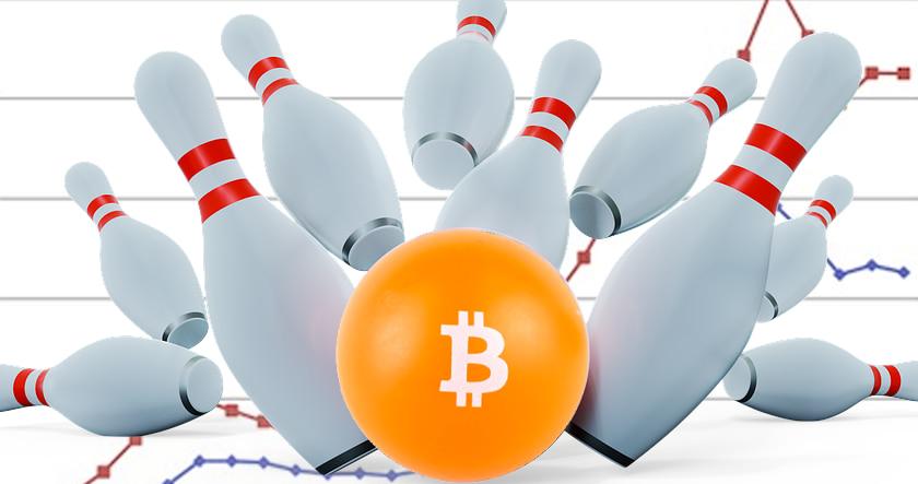Bitcoin strike bowling