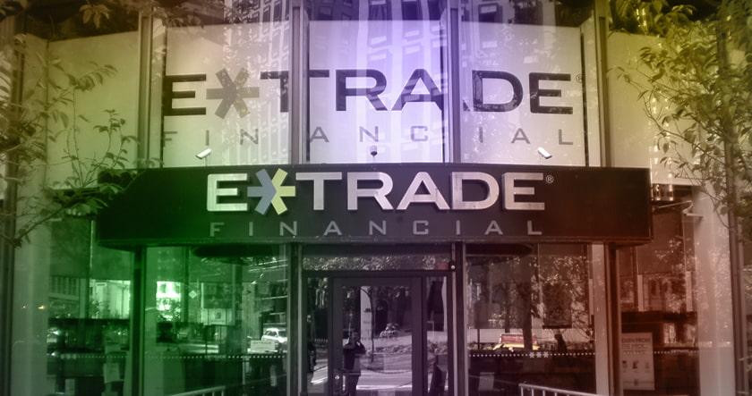 E*Trade building