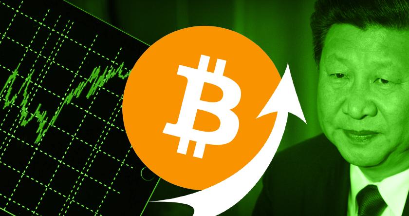 bitcoin china xi jinping