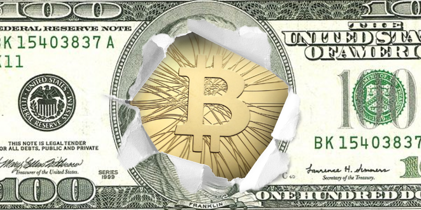 Can Btc Or Xrp Supplant The Usd As Global Reserve Currency