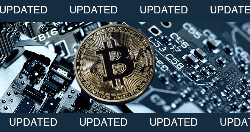 Bitcoin Motherboard updated