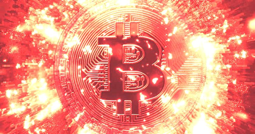 Bitcoin explodes