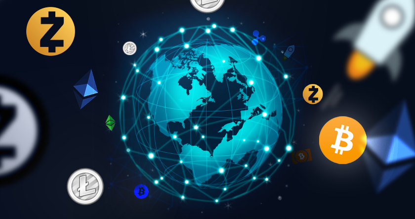 crypto adoption mirroring internet
