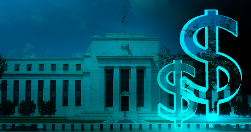 dollar sign and the federal reserve