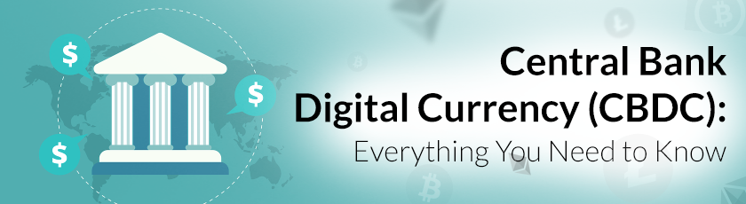 Central Bank Digital Currency CBDC Image