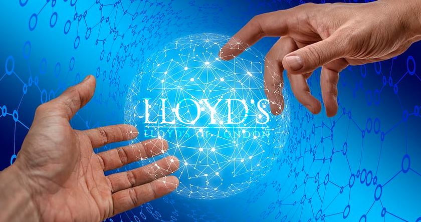 Lloyd's of London hot wallet insurance