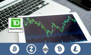 TD ameritrade bitcoin hero image