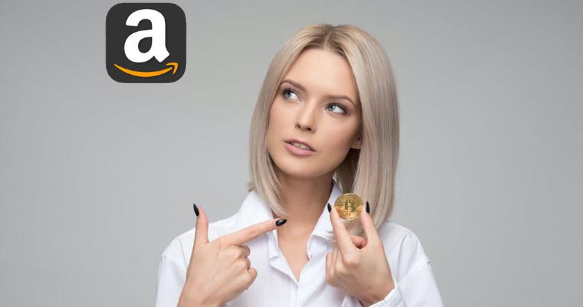 For Amazon, Crypto Is Inevitable