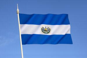 Flag of El Salvador image
